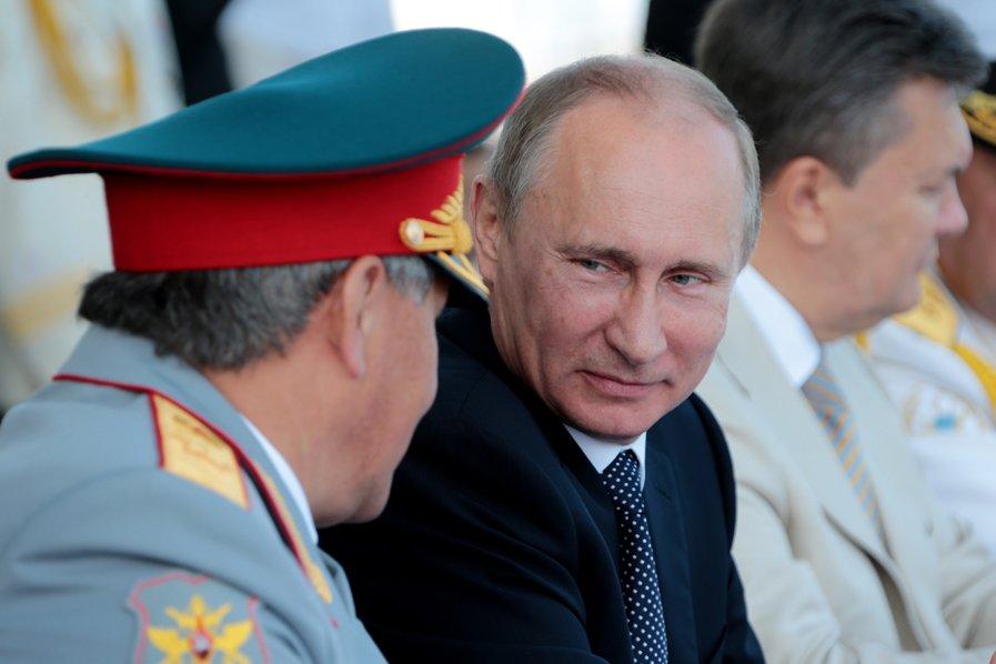 Rusko může takto děsivě prý zareagovat na sankce - anotační foto