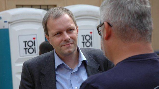 Marcel Chládek /ČSSD/, ministr školství