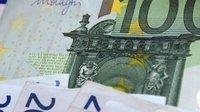 Evropská měna EURO, ilustrační fotografie