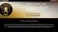 První česká digitální měna CZC
