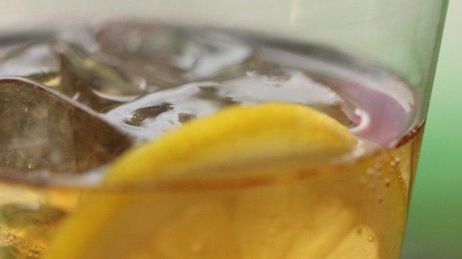 Ledový čaj, ilustrační fotografie