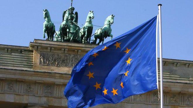 Evropská unie, Brandenburská brána