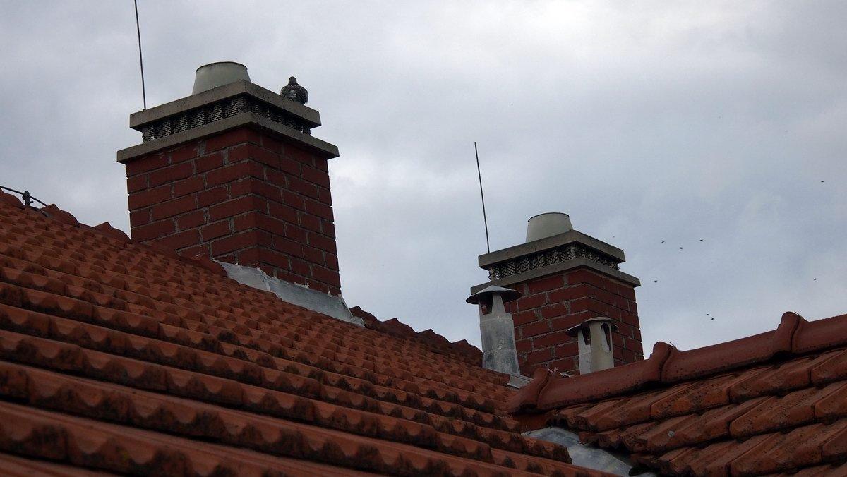 Závady na topení a komínech způsobují požáry domácností a budov - anotační obrázek