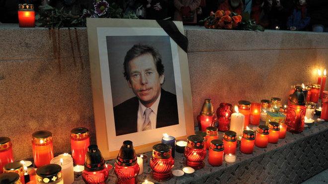 Václav Havel zemřel 18. prosince 2011