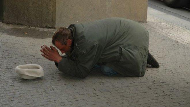 Bezdomovců je v Česku dvakrát víc, než se dosud odhadovalo - anotační foto
