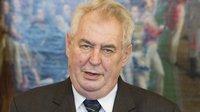 Zeman je v kontaktu s lidmi, ale nedbá o důstojnost úřadu, myslí si většina Čechů - anotační obrázek