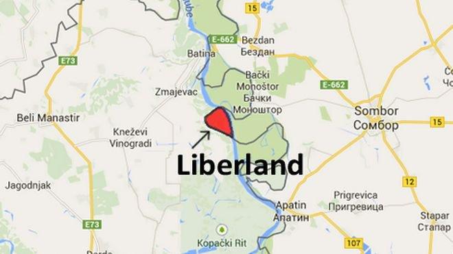 Skupina českých občanů vyhlásila nový stát - Svobodnou republiku Liberland