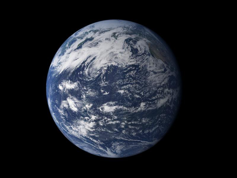 Země, ilustrační fotografie