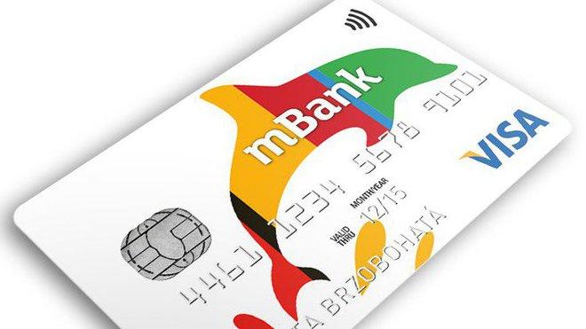 Platební karta mBank