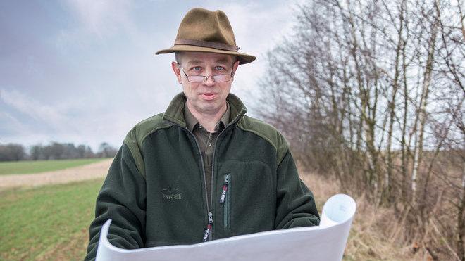 Uznávaný odborník na zemědělství František Havlát