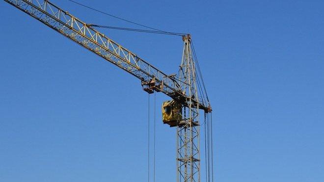 Stavebnictví, ilustrační fotografie