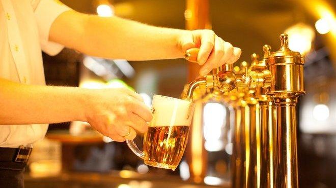Pivo, ilustrační fotografie