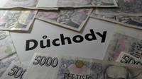 Důchody se zvýší o 900 korun. Rodiče novorozenců dostanou 300 tisíc, rozhodla koalice - anotační foto