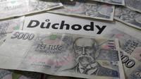 Vláda schválila důchody na příští rok. Senioři nedostanou v průměru ani tisícovku navíc - anotační foto
