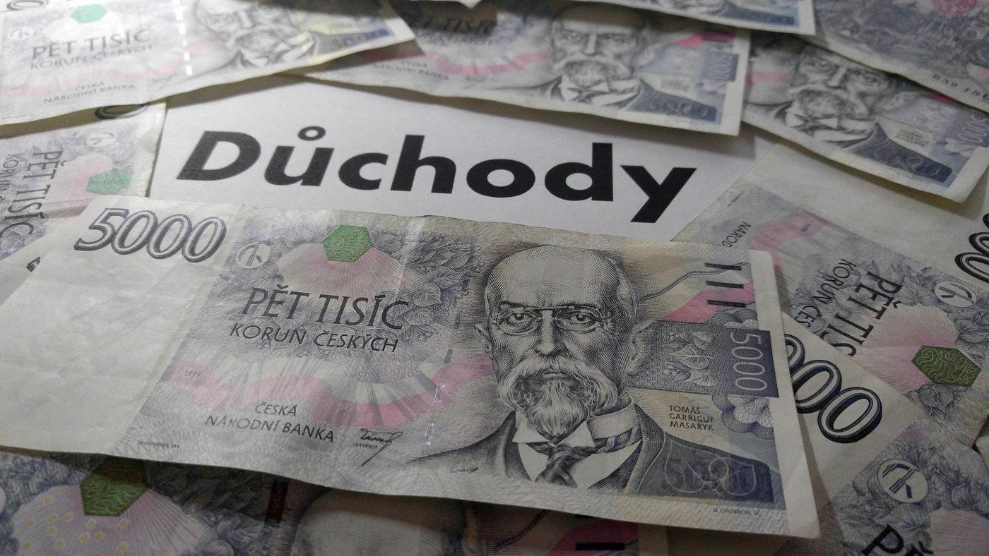 Valorizace důchodů: O kolik se důchody od ledna zvýší? - anotační foto