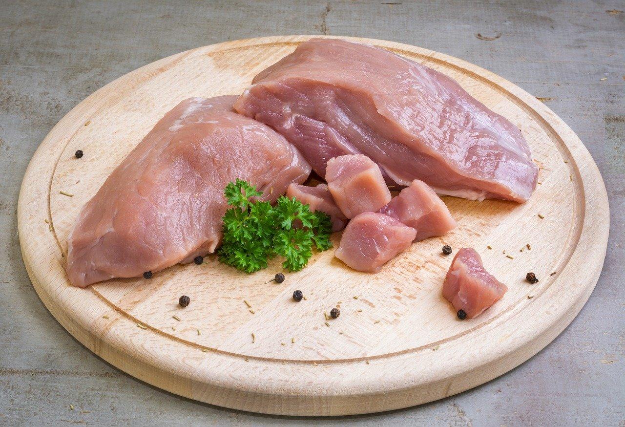 Vepřové maso, ilustrační fotografie
