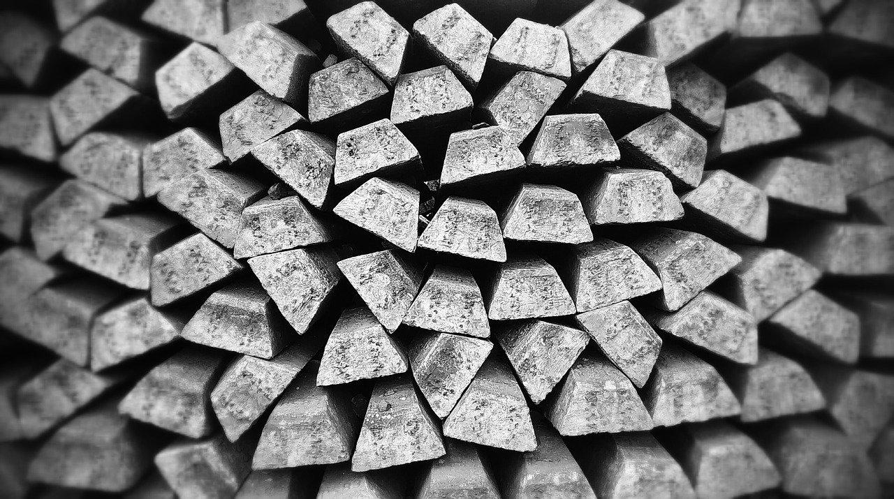 Stříbro, ilustrační fotografie