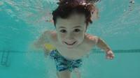 Plavání, ilustrační fotografie