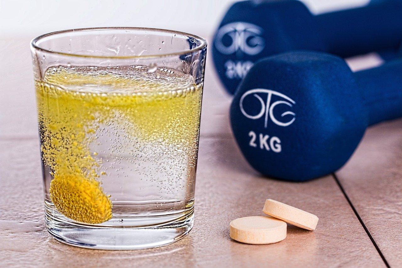 Vitamíny, ilustrační fotografie