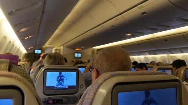 Letadlo, ilustrační fotografie