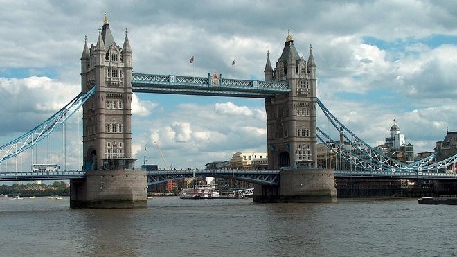 Tower Bridge, Velká Británie