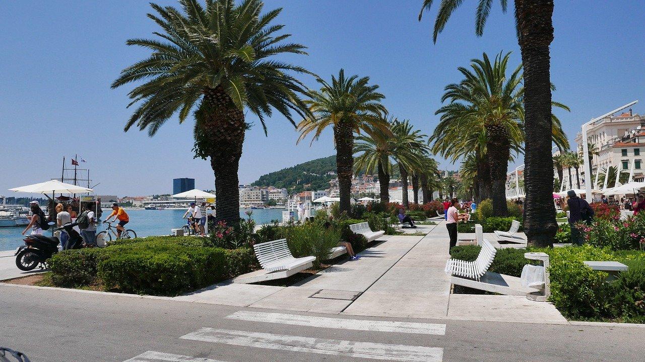Chorvatsko, Split