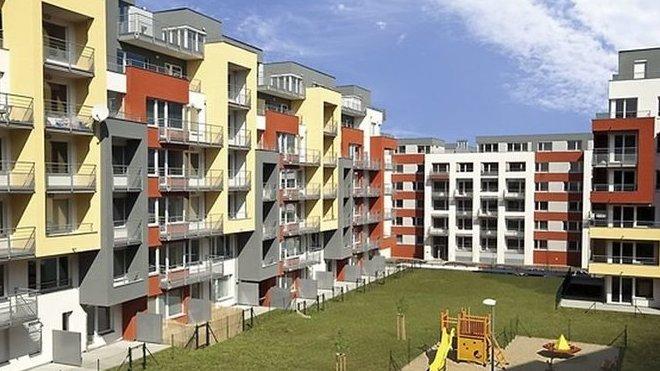 Dostupnost bydlení v Praze se výrazně zhoršila. Ceny jdou nahoru - anotační foto