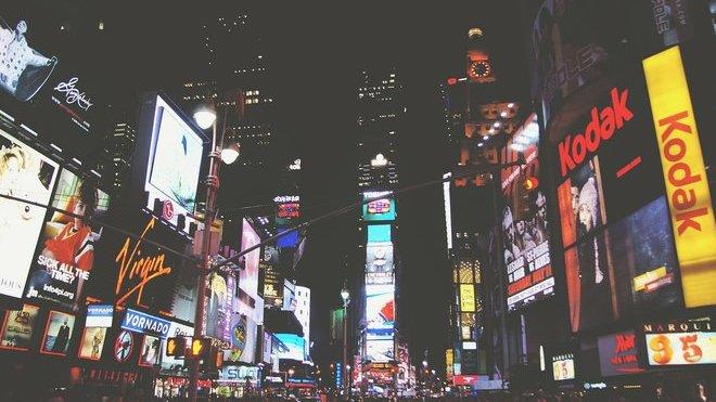 New York, ilustrační fotografie