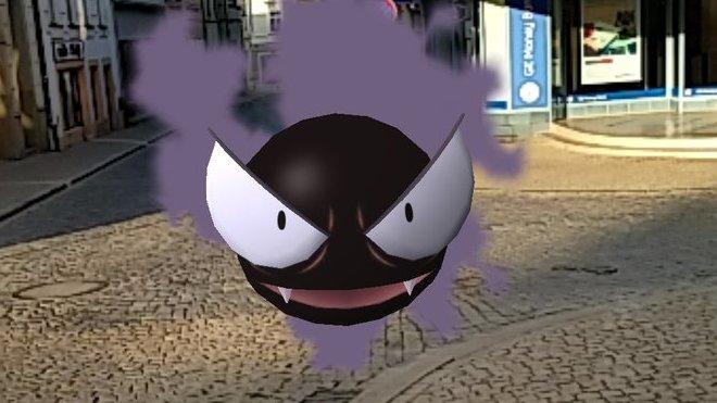 hra Pokémon Go