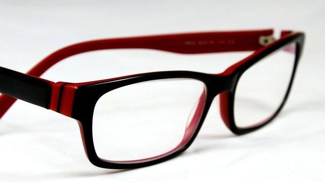 Brýle, ilustrační fotografie