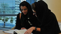 Ženy mají oproti mužům jen poloviční schopnost myslet, tvrdí muslimové - anotační foto