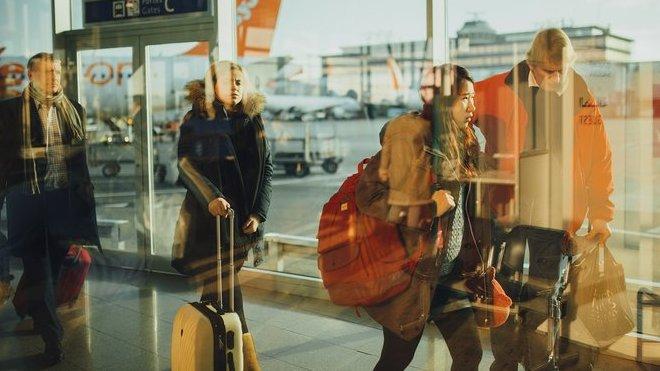 Cestování, ilustrační fotografie