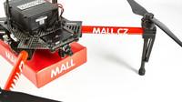 Mall.cz začne doručovat zásilky drony