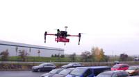 Mall.cz úspěšně otestoval doručení zásilky pomocí dronu