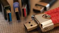 USB, ilustrační fotografie