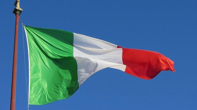 Itálie, ilustrační fotografie