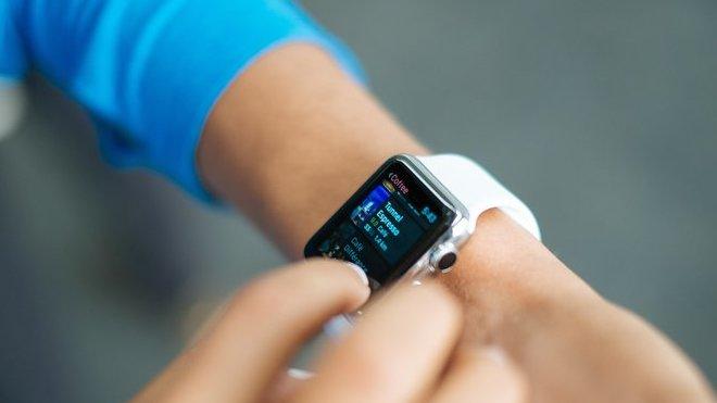 Chytré hodinky, ilustrační fotografie