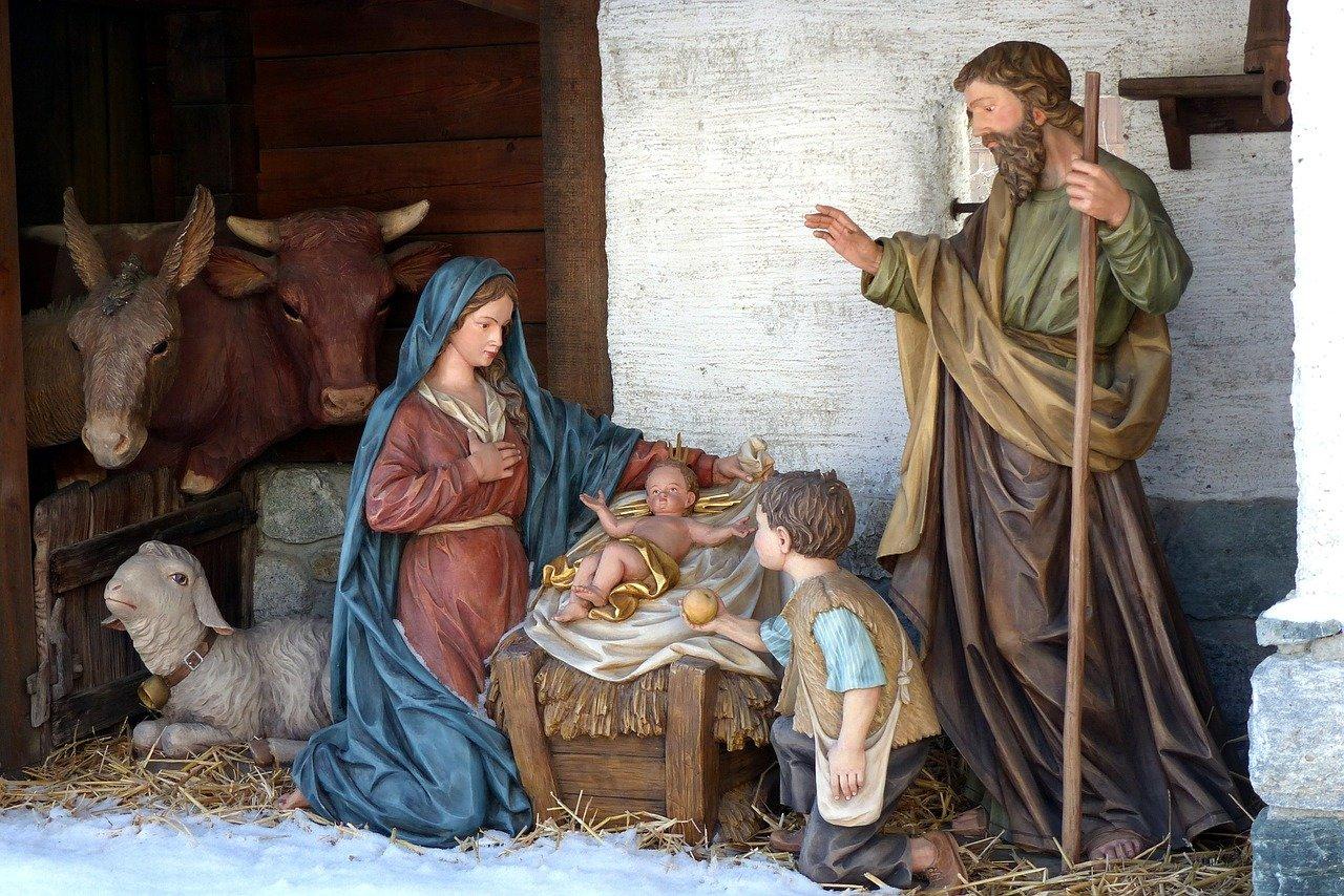 Vzdáme se naší kultury a tradic? Kněz odmítl postavit vánoční betlém - anotační foto