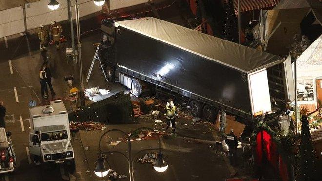 Teroristický útok v Berlíně (19. 12. 2016)