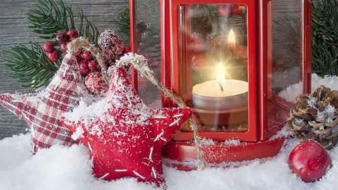 Tichá noc, svatá noc? Lidé o Vánocích zažívají stres - anotační obrázek
