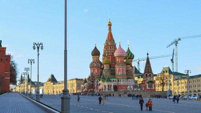 Rusko, Moskva