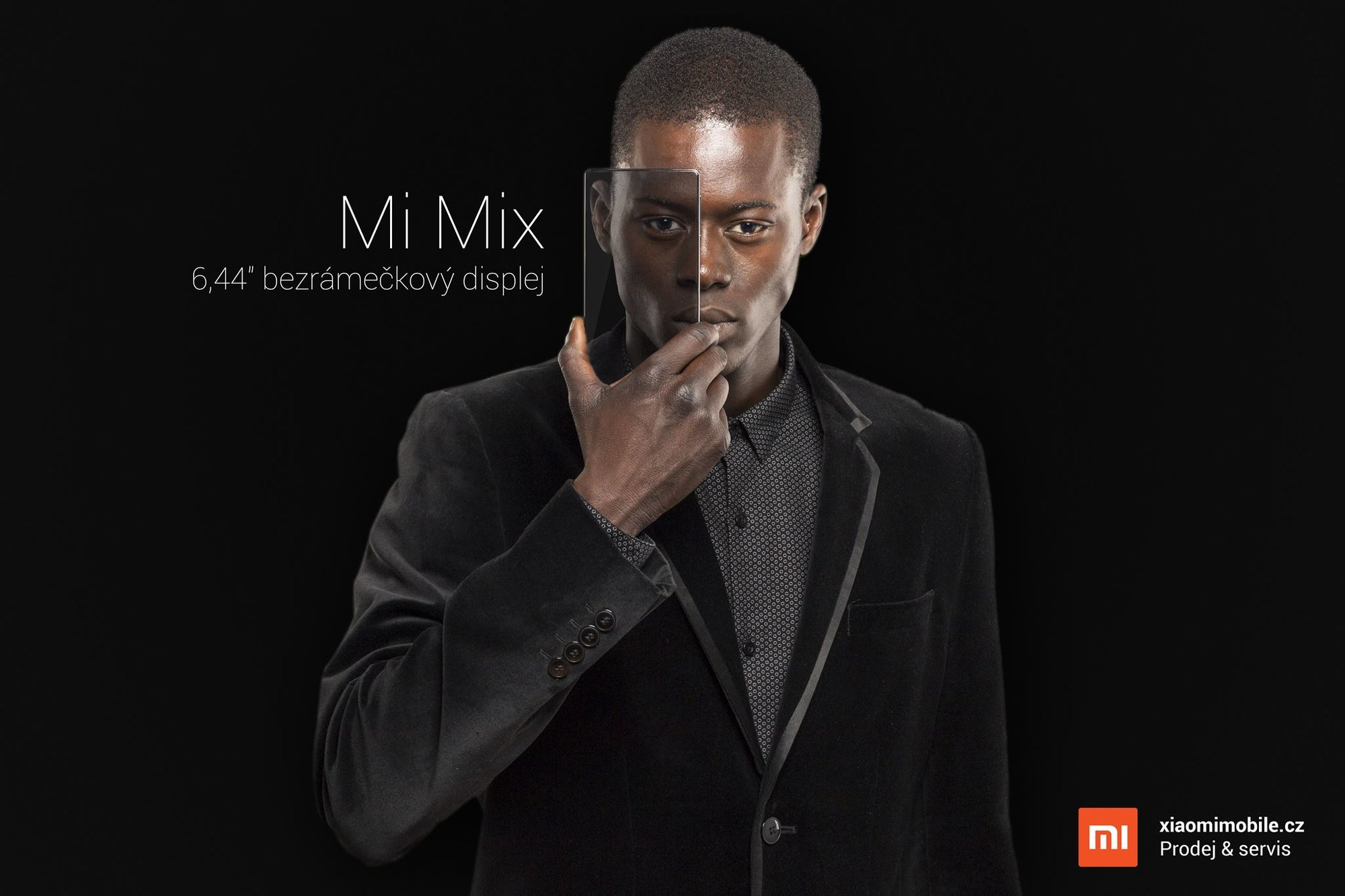 Senegalský model Alpha Dia