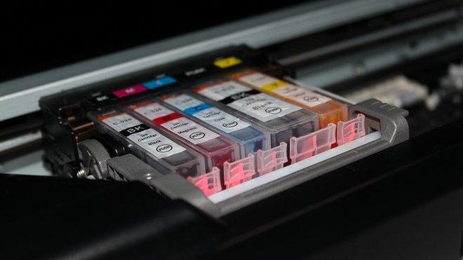 Tiskárna, ilustrační fotografie