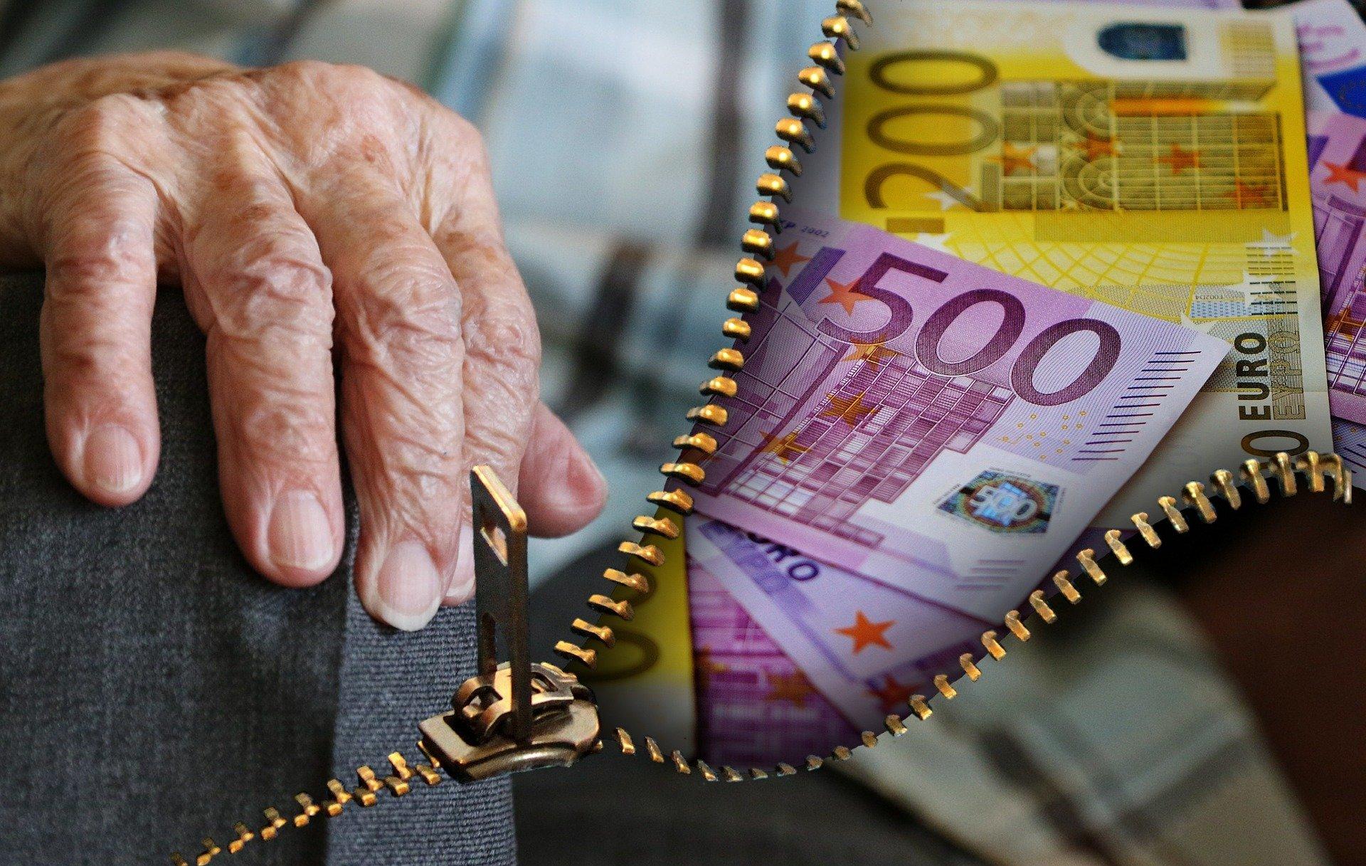 Důchodci v EU?