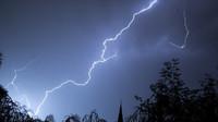 Předpověď počasí na noc a středu 23. května - anotační obrázek