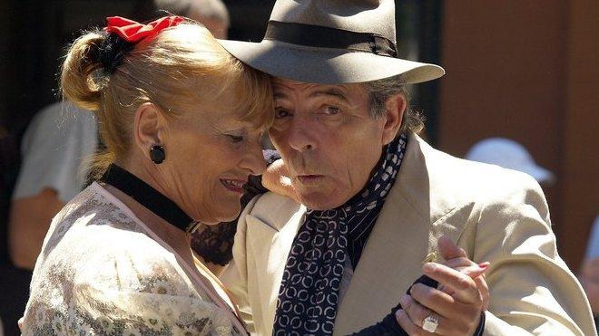 Lidé důchodového věku