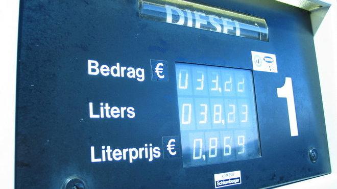 Ceny pohonných hmot v zahraničí
