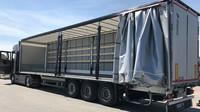 Situace ve Francii je kritická. Řidiči kamionů jsou ohrožováni gangy migrantů a převaděčů - anotační foto