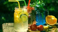 Letní osvěžující nápoje? Využijte dary přírody - anotační obrázek