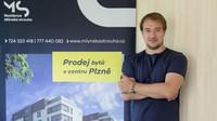 Hokejista Jan Kovář nakoupil byty vcentru Plzně - anotační obrázek